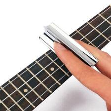 Silver Guitar Slide Tone Bar Hawaiian Slider For Acoustic Electric Guitar SA
