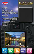 Kenko HQ LCD Protection Film - Fits Canon T4i