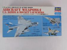 Hasegawa 1/72 Aircraft Weapons I - US Bombs and Rocket Launchers X72-1