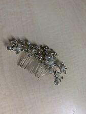 bridal hair comb slides