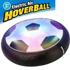 Hover Ball Soccer Hoverball Soft & Safe Indoor Fun + LED Lights + Music