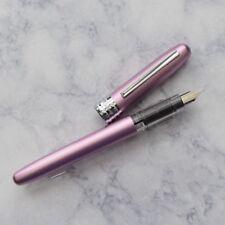 NEW Platinum Plaisir Pink Fountain Pen Medium Nib