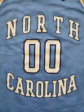 Vintage Tarheels Eric Montross basketball practice jersey szL Mint vtg Nike Team