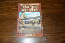 Buffalo in Nevada  (Nathan T. Riggins Western Adventure) (book 4) by Stephen Bly