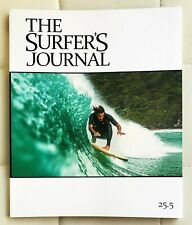 The Surfer's Journal - Volume 25 No. 5 - Excellent Condition