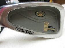 //Royal Snake Oversize #5 Iron - Left Hand - Men's - Steel Shaft - #877