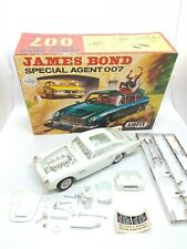 Vintage Airfix James Bond Special Agent Aston Martin DB5 Model Kit 1/24th Scale