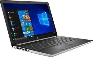 "HP 15-da0041dx 15.6"" HD Touchscreen Laptop 1.8GHz i7-8550U 12GB RAM 512GB SSD"