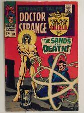 Marvel STRANGE TALES #158 (1967) 1st Full Living Tribunal Appearance  NICE!