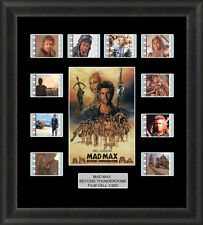 Mad Max Beyond Thunderdome Framed 35mm Film Cell Memorabilia Filmcells Movie