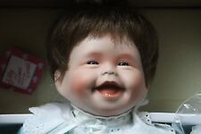 "Doll ""My First Tooth"" by Kathy Barry Hippensteel # 130"