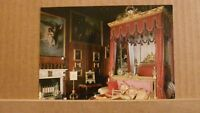 Postcard unposted Lincolnshire Second George room Burghley house Stamford