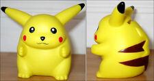"Pokemon Pikachu Savings Coin Money 3.5"" Piggy Bank TOY FIGURE Brand New!!!"