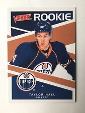 2010-11 Victory Taylor Hall Rookie Card #350