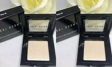 2 x Lot Bobbi Brown Shimmer Wash Eye Shadow BONE 16 ~ Set, New in Box