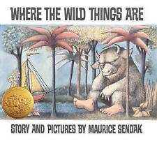 Where the Wild Things Are by Maurice Sendak (Paperback)