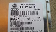 2000 Audi A6 Quattro 4.2L V8 TCU TCM Transmission Control Module 4B0927156BS