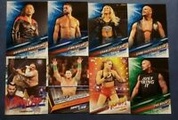 2019 Topps WWE Smackdown Live Wrestlers Legends of Inserts Green You Pick Card