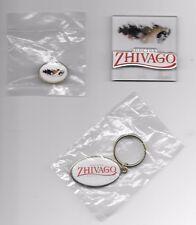 Doctor Zhivago Broadway Souvenir Keychain, Lapel Pin, & Magnet