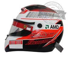 Kimi Raikkonen F1 Formula One 2007 Full Scale Replica Helmet Helm Casco Helm NEW