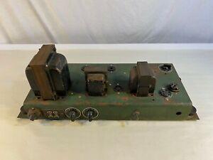 Vintage Jukebox Amplifier