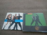 C+C MUSIC FACTORY I FOUND LOVE & DO YOU WANNA GET FUNKY MAXI-CD SINGLE UK