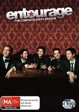 Entourage : Season 6 (DVD, 2010, 3-Disc Set)