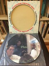 Pixies Vinyl Limited Edition Picture Interview Disc BAK2151 (1989)