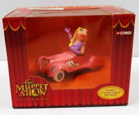 CORGI MISS PIGGY IN HER CAR THE MUPPET SHOW 2002 LIMITED