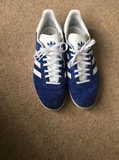 Adidas Gazelle Blue UK 9.5 Boxed