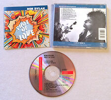 BOB DYLAN - SHOT OF LOVE / CD ALBUM COLUMBIA 4746892 (ANNEE 1981)