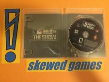 MLB 09 The Show - PS3 PlayStation 3 Sony Game & Case