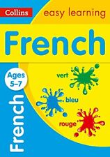 Collins Easy Learning - French Ages 5-7: New edition