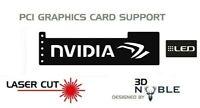 LED Backlit NIVDIA - GPU Anti-Sagging Support Bracket/Brace NVIDIA AMD GTX