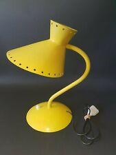 💡  lampe de chevet, bureau en métal dans le style diabolo