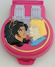 Vintage 1995 Polly Pocket Hunchback of Notre Dame Playcase Compact Only RARE