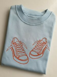 T - shirt, embroidered shirt,unisex t-shirt, Embroidery file sneakers