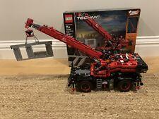 Lego Technic Rough Terrain Crane (42082) 100% with manuals and box