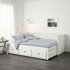 IKEA Hemnes Tagesbettgestell/3 Schubladen, weiß, 80x200 cm.