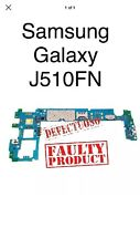 Genuine Samsung galaxy J5 J510FN Faulty Motherboard Logic Board Single/ Dual Sim