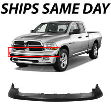 NEW Primered - Front Bumper Top Cover Pad for 2009-2012 Dodge Ram 1500 Pickup