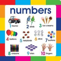 Numbers (My First Book), Very Good Books