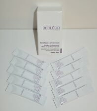 Decleor Intense Nutrition Mask 5 Sachets BOTH of Phase 1 & 2 SALON FREE SHIPPING