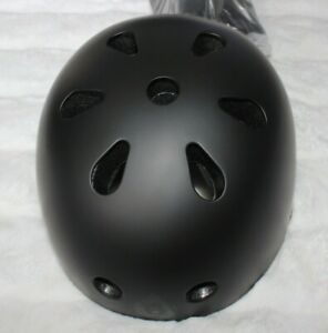 SIXSIXONE 661 Dirt Lid Helmet - Black Bike Skateboard Scooter Horseback Rides