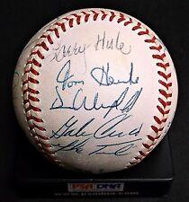 1992 World Champion Toronto Blue Jays Team-Signed Baseball PSA/DNA Certified