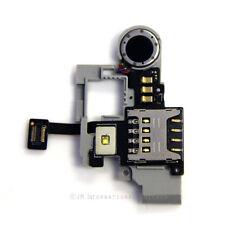 Verizon LG VS840 Lucid 4G Sim Tray Card Holder with Vibrator Flex Cable USA