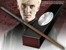 Harry Potter The Wand of Draco Malfoy with Nameplate Noble Collection NN8409