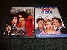 BENGALI NIGHT & BRIDGET JONES: EDGE OF REASON-2 dvds-HUGH GRANT always debonair