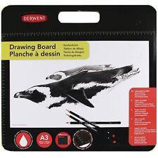 Derwent Planche à Dessin Acrylique étanche A3 Board avec Grille de points de référence