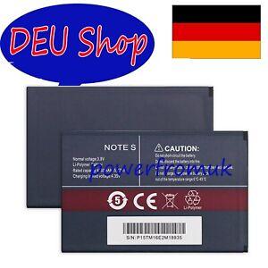 Akku ersatzakku Für CUBOT note S smartphone Mobile phone 3.8V 4150mAh Batterie